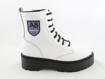 Obrázek z Wild 0541528121943A Dámské celokožené kotníkové boty white