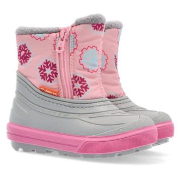 Obrázek Demar WINTER LIGHT 1509 B Dětské sněhule růžové