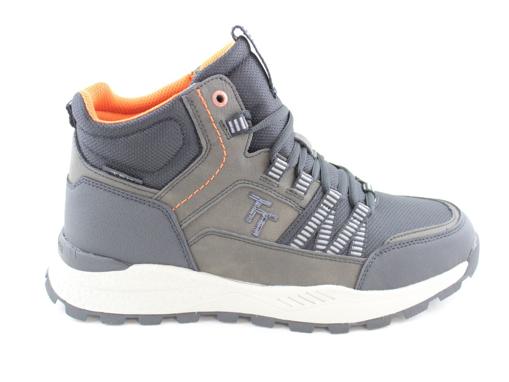 Obrázek z Tom Tailor 2180208 Pánské kotníkové boty khaki