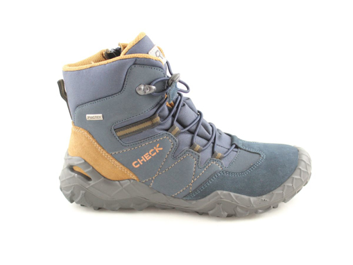 Obrázek z IMAC I2976z61 Dětské zimní kotníkové boty modré