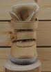 Obrázek z Pegres 1706 Bosé Dětské zimní boty pískové