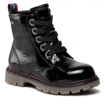 Obrázek z Tom Tailor 2171602 Kotníkové zimní boty černé