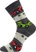 Obrázek z BOMA ponožky Sibiř dětská 07 mix A - kluk 3 pár